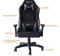 Best Chair For Computer Gaming Game All Day In The 18 Best Computer Gaming Chair Picks 2017