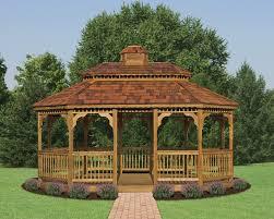 backyard gazebo design ideas outdoor furniture design and ideas