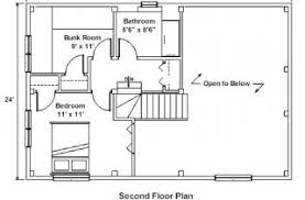 Post And Beam Floor Plans 24x36 Post U0026 Beam House With A Nice Open Floor Plan