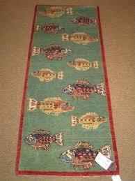 Fish Runner Rug Fish Runner Rug Chene Interiors
