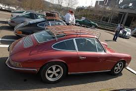 early porsche 911 parts roof racks early cargo style pelican parts technical bbs