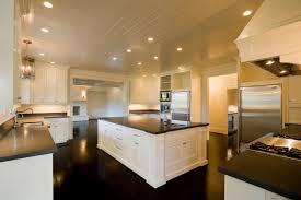 Dark Wood Floor Kitchen by 48 Luxury Dream Kitchen Designs Worth Every Penny Photos