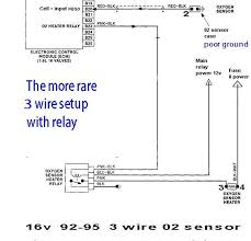 testing oxygen sensor