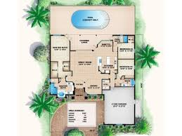 floor plans florida florida house plans one florida home plan 037h 0176 at