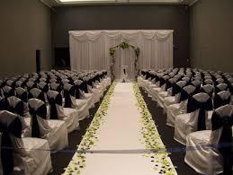 white aisle runner 75 ft 60 wide white cloth aisle runner for wedding