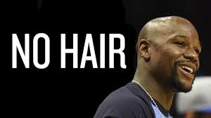 floyd mayweather who has no hair spends up to 3 000 a week on