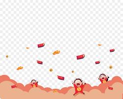 envelope border pattern child red envelope cartoon red cartoon child red envelope border