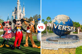 Disney World Map Magic Kingdom by Walt Disney World Or Universal Studios U2013 Which Park Is Right For You