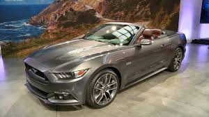 price of 2015 mustang convertible 2015 mustang gt convertible technical review and price techgangs