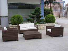 choose the perfect outdoor patio furniture made from any material