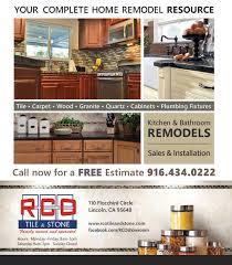 Home Renovation Magazines California Renovation Magazine From Chico To El Dorado County