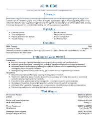 Banking Customer Service Resume Template Professional Entry Level Financial Associate Templates To Showcase