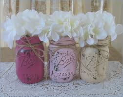 jar baby shower centerpieces jar baby shower rustic baby chic tomorrowliving me