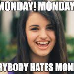 Rebecca Black Meme Generator - rebecca black meme generator imgflip