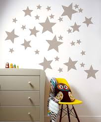 mamas papas patternology wall stickers metallic stars mamas mamas papas patternology wall stickers metallic stars mamas papas amazon co uk baby