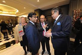 chambre de commerce franco indienne lunch debate with h e dr mohan kumar indian ambassador to
