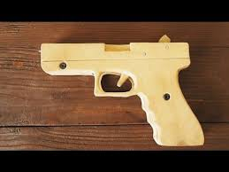 Wood Projects Youtube by 45 Best Toy Guns Images On Pinterest Rubber Band Gun Wood Toys