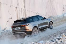 range rover light blue first look 2018 range rover velar automobile magazine