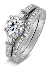 cheap bridal sets wedding affordable wedding ring sets for him and cheap his