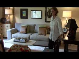 home decorating basics how to place living room furniture youtube