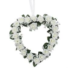 wedding wreath wedding wreaths it s wedding time real wedding ideas