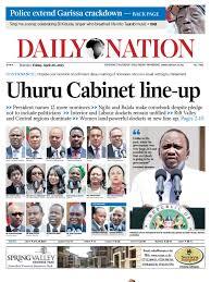 jm lexus rua friday 26th april 2013 daily nation kenya nairobi