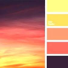 yellow color schemes coral color schemes archive ph com