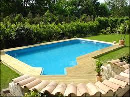 outdoor wonderful prefab above ground pool deck kits above