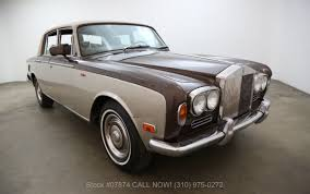 rolls royce classic 1973 rolls royce silver shadow left hand drive beverly hills car