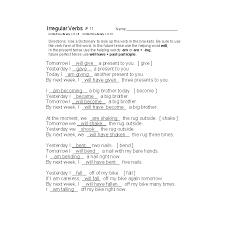present progressive tense worksheets this set of worksheets for