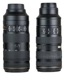 nikon 70 200mm f 2 8e fl ed vr lens review dslrbodies thom hogan