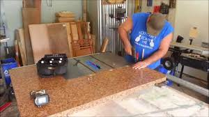 jet benchtop table saw diy project table saw extension and out feed table part 1 youtube