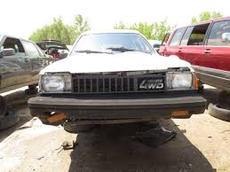 camry lexus conversion junkyard find 1984 toyota tercel sr5 4wd wagon the truth about cars
