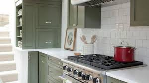 green kitchen paint ideas sophisticated green kitchen cabinets what color walls go paint