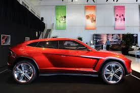 Lamborghini Urus Suv Urus Won U0027t Be Available Before 2017 And It Could Become A Hybrid