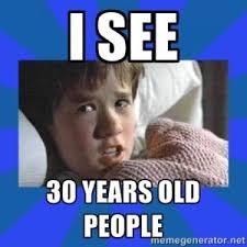 30th Birthday Meme - funny 30th birthday jokes kappit
