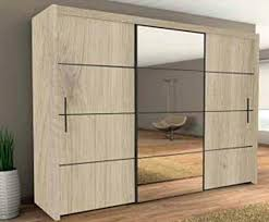 Wall Cupboards For Bedrooms Wardrobes Wall Wardrobe With Mirror Brand New Modern Bedroom