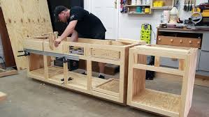 how to make kitchen cabinets model how to make cabinets 7 steps with pictures instructables