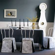 Best Dining In Style Festins De Style Images On Pinterest - Grey dining room