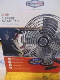 12 volt heavy duty metal fan find roadpro rp 1179 12v heavy duty metal 2 speed fan free shipping