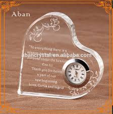 wedding clocks gifts china souvenir gift clock wholesale alibaba