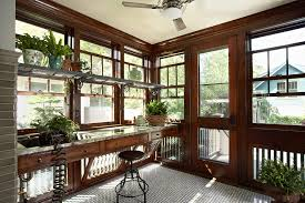 Craftsman Ceiling Fan by Interior Design Catalog Sunroom Craftsman With Addition Bungalow