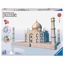 Taj Mahal Floor Plan by Taj Mahal 3d Puzzle 216 Pieces Walmart Com