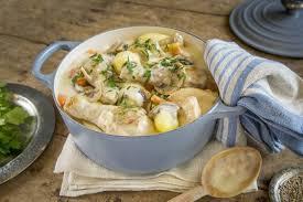 comment cuisiner une blanquette de veau recette de blanquette de poulet