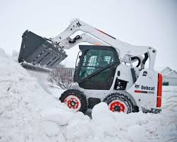 how to prep skid steer loaders for winter work bobcat blog