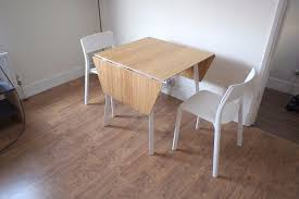 Ikea Drop Leaf Table Drop Leaf Table Ikea Ps 2012 And 2 Chairs In Bromley