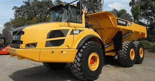 volvo haul trucks for sale equipment spotlight articulated dump trucks ritchie bros auctioneers