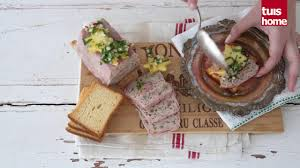 ham terrine youtube