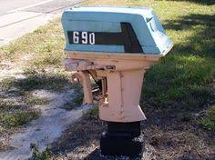 themed mailbox up a creek with a mailbox this is another marco island florida