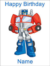 transformers rescue bots 1 edible cake or cupcake topper edible rescue bots edible cake cupcake toppers cake toppers